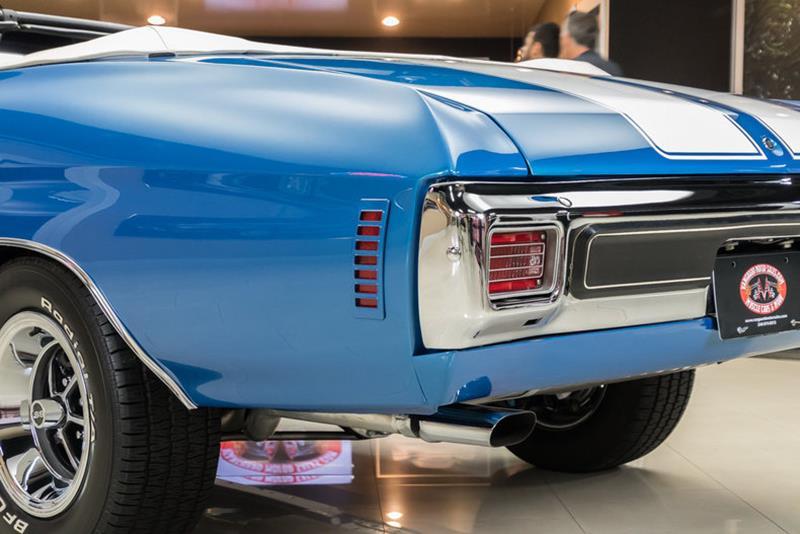 1970 Chevrolet Chevelle 35