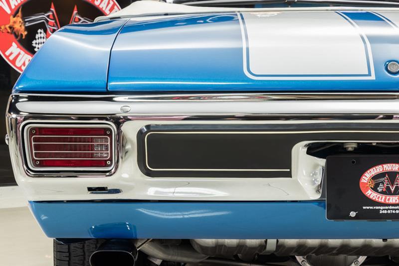1970 Chevrolet Chevelle 34