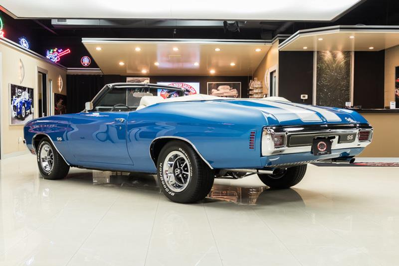 1970 Chevrolet Chevelle 17