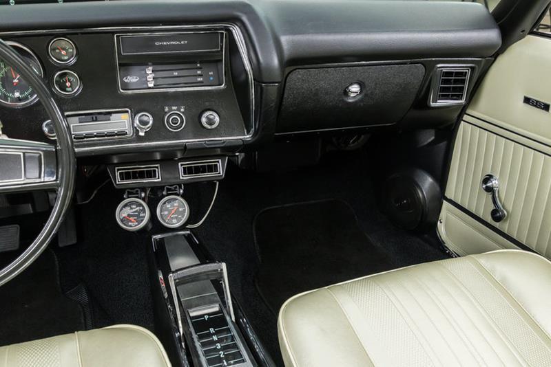 1970 Chevrolet Chevelle 77