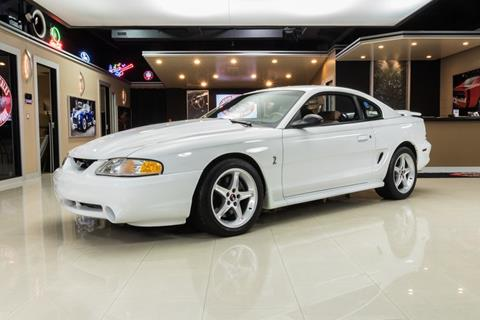 1995 Ford Mustang Svt Cobra For Sale Carsforsale Com