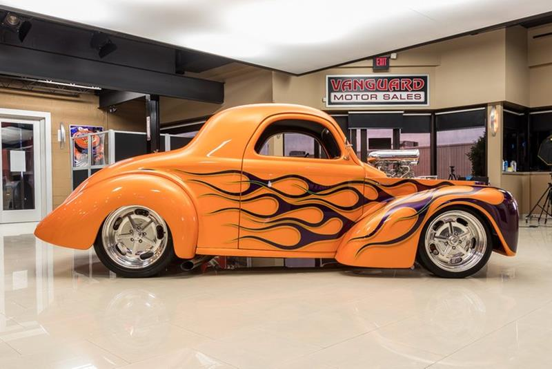 1941 Willys Coupe 10