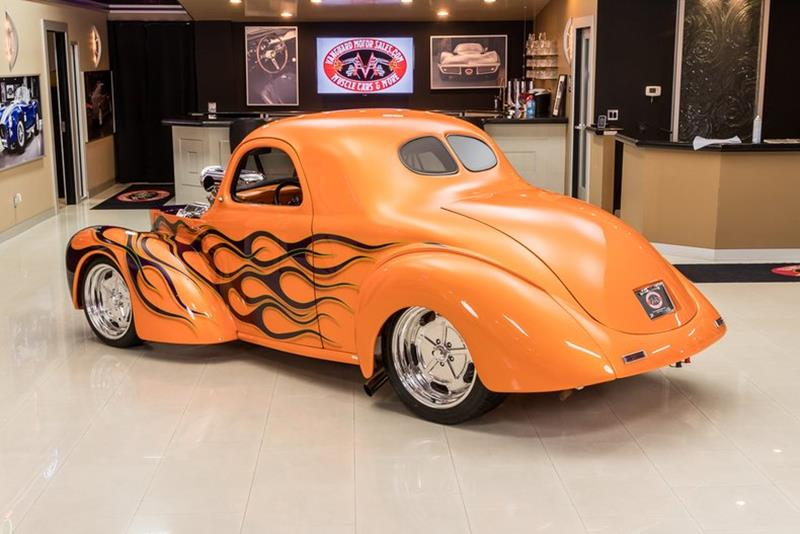 1941 Willys Coupe 16