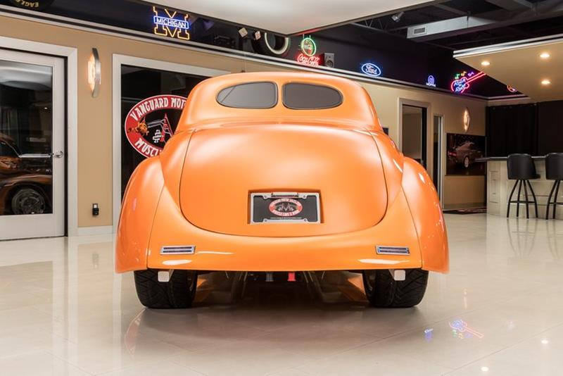 1941 Willys Coupe 13