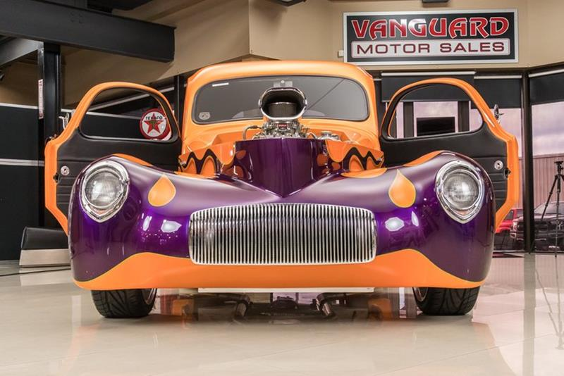 1941 Willys Coupe 49