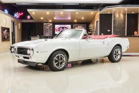 1967 Pontiac Firebird for sale in Plymouth, MI
