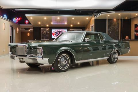 used 1969 lincoln continental for sale in michigan carsforsale com®