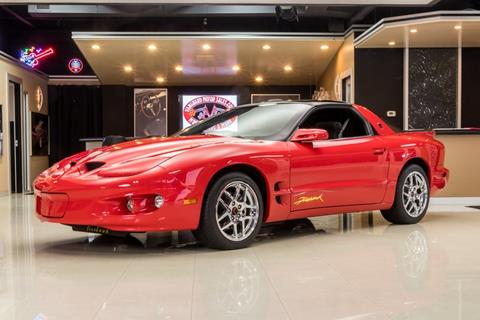 2002 Pontiac Firebird for sale in Plymouth, MI