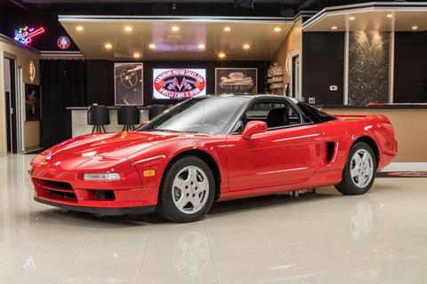 used acura nsx for sale in michigan - carsforsale®