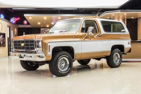 1979 Chevrolet Blazer for sale in Plymouth, MI