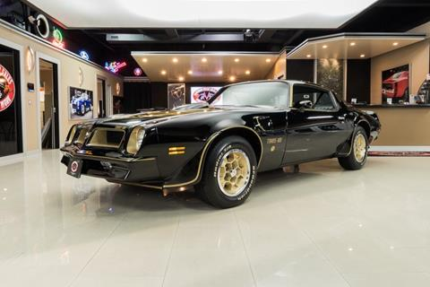 1976 Pontiac Firebird for sale in Plymouth, MI
