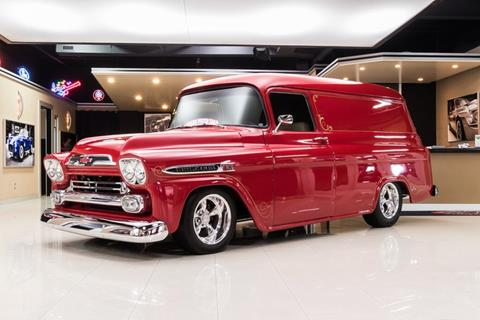 1959 Chevrolet Apache for sale in Plymouth, MI