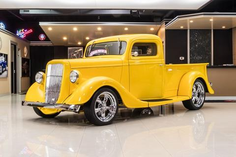 1935 Ford F-100 for sale in Plymouth, MI