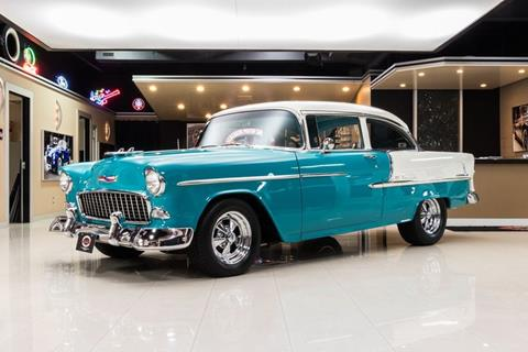 1955 Chevrolet Bel Air for sale in Plymouth, MI