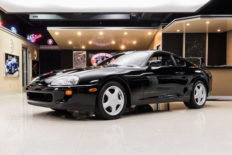1994 Toyota Supra for sale in Plymouth, MI