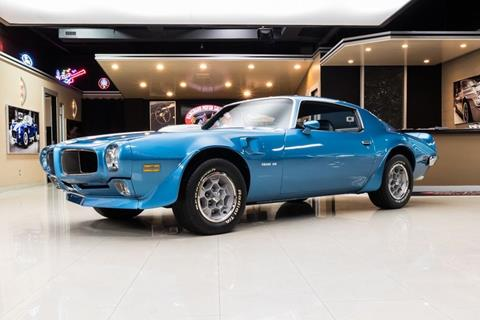 1971 Pontiac Firebird for sale in Plymouth, MI