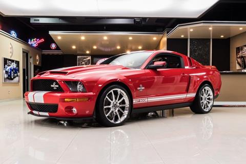 2009 Ford Shelby GT500 for sale in Plymouth, MI