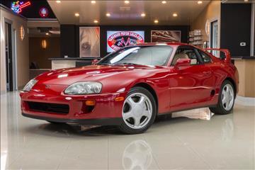 1994 Toyota Supra for sale in Plymouth, MI