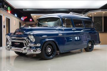 1955 GMC Suburban for sale in Plymouth, MI