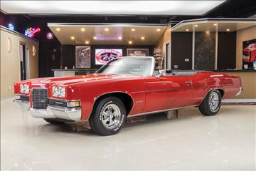 1971 Pontiac Catalina for sale in Plymouth, MI