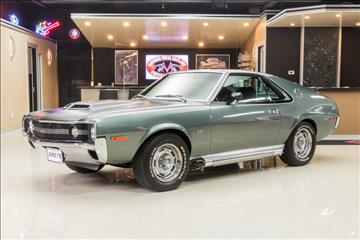 1970 AMC AMX for sale in Plymouth, MI