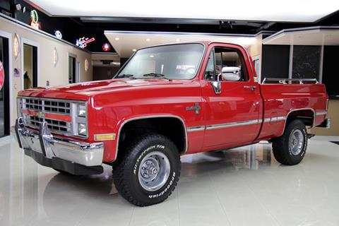 1985 Chevrolet C/K 10 Series for sale in Plymouth, MI