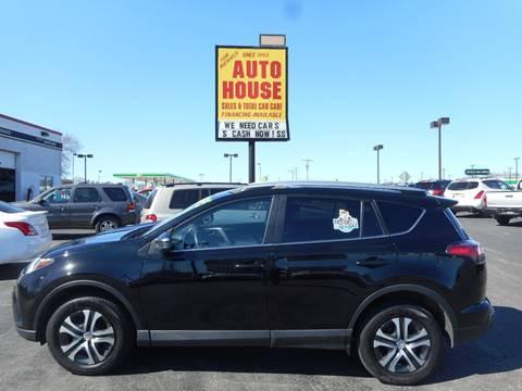 2017 Toyota RAV4 for sale in Waukesha, WI