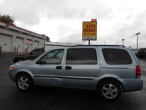 2007 Chevrolet Uplander for sale in Waukesha, WI