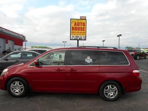 2006 Honda Odyssey for sale in Waukesha, WI