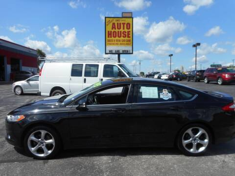 2014 Ford Fusion for sale at AUTO HOUSE WAUKESHA in Waukesha WI