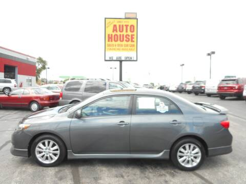 2010 Toyota Corolla for sale at AUTO HOUSE WAUKESHA in Waukesha WI