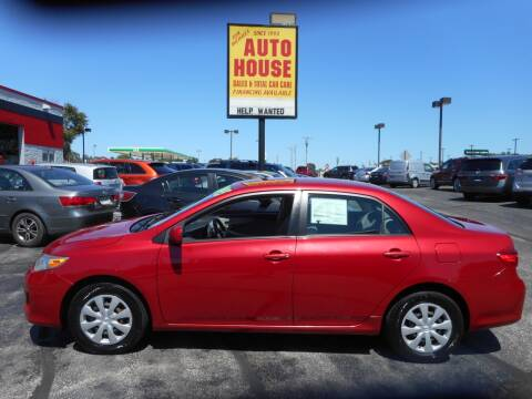 2011 Toyota Corolla for sale at AUTO HOUSE WAUKESHA in Waukesha WI