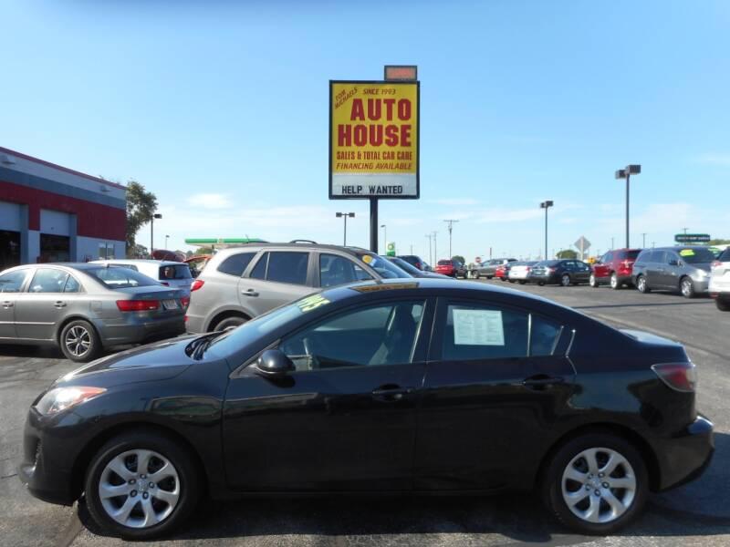 2013 Mazda MAZDA3 for sale at AUTO HOUSE WAUKESHA in Waukesha WI