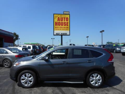 2012 Honda CR-V for sale at AUTO HOUSE WAUKESHA in Waukesha WI