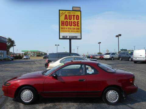 1990 Toyota Celica for sale at AUTO HOUSE WAUKESHA in Waukesha WI