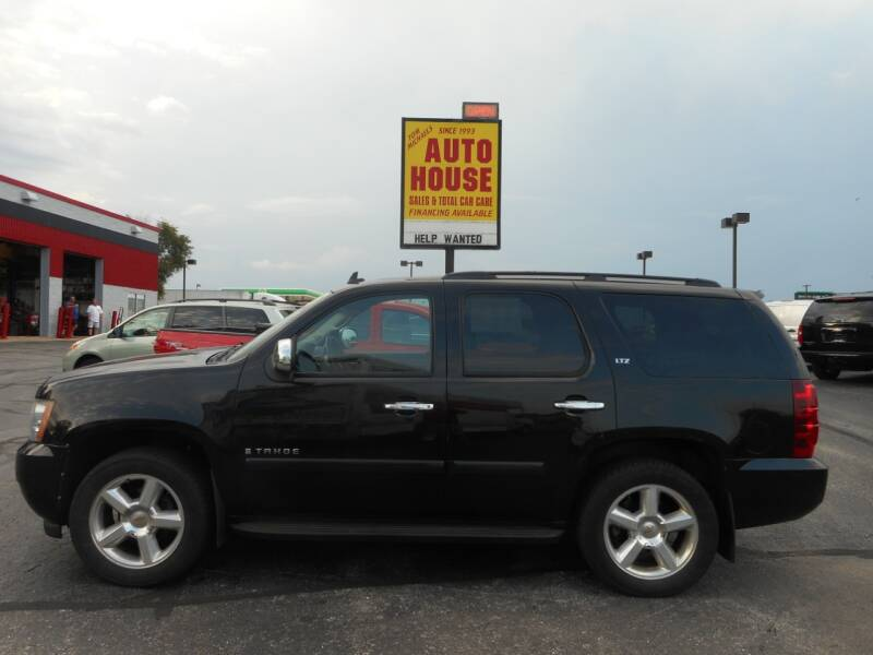 2008 Chevrolet Tahoe for sale at AUTO HOUSE WAUKESHA in Waukesha WI