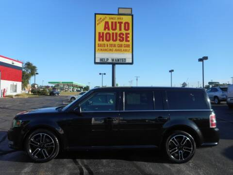 2013 Ford Flex for sale at AUTO HOUSE WAUKESHA in Waukesha WI