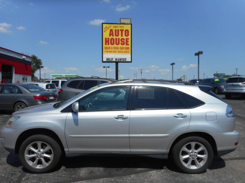 2009 Lexus RX 350 for sale at AUTO HOUSE WAUKESHA in Waukesha WI