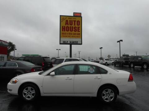 2008 Chevrolet Impala for sale at AUTO HOUSE WAUKESHA in Waukesha WI