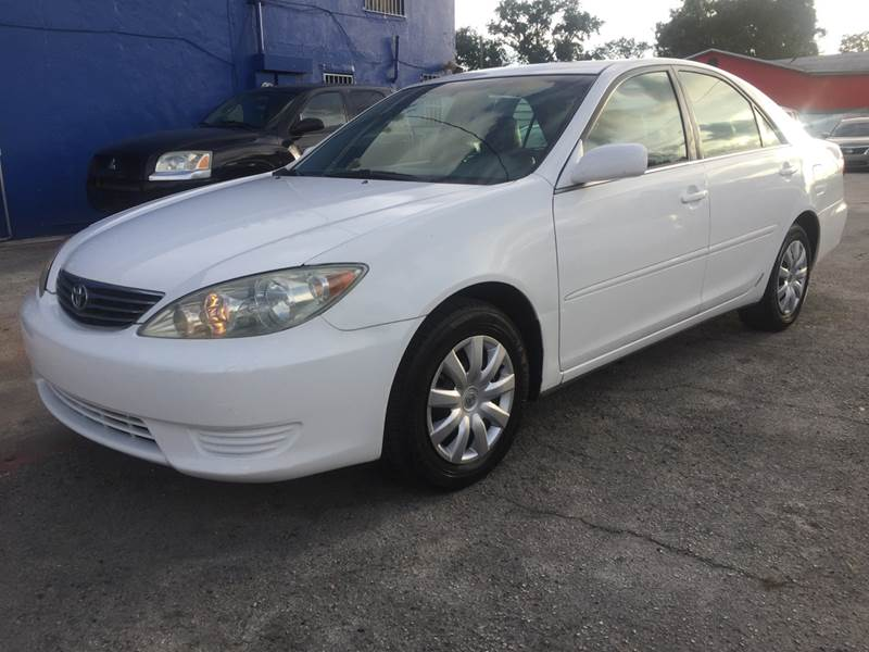 2006 Toyota Camry For Sale At Cars N Cars Inc In Miami FL
