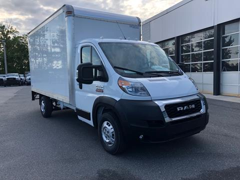 2019 RAM ProMaster Cutaway Chassis for sale in Easton, MD