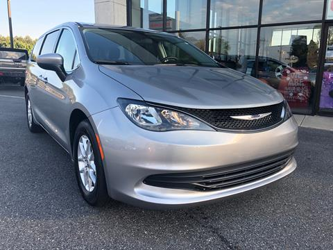 2020 Chrysler Voyager for sale at FRED FREDERICK CHRYSLER, DODGE, JEEP, RAM, EASTON in Easton MD