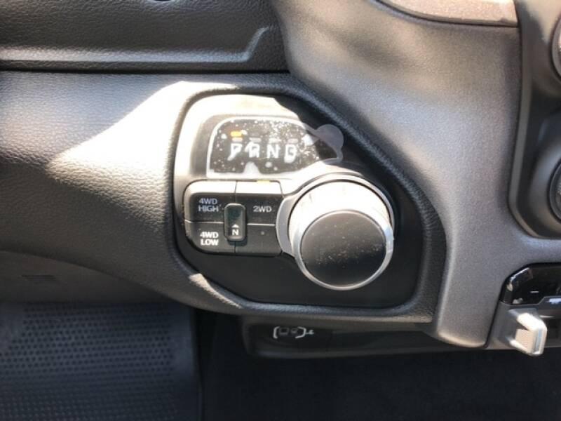 2020 RAM Ram Pickup 3500 4x4 Tradesman 4dr Crew Cab 8 ft. LB SRW Pickup - Easton MD