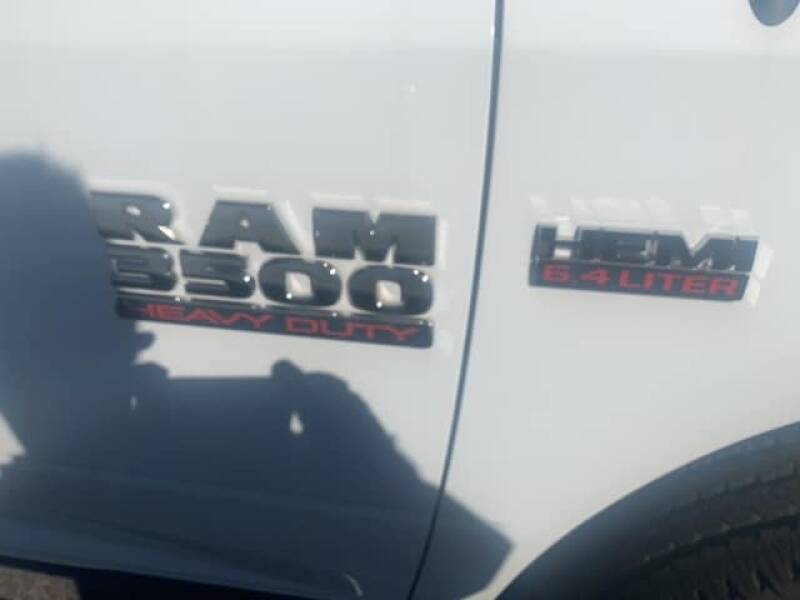 2018 RAM Ram Pickup 3500 4x4 SLT 4dr Crew Cab 6.3 ft. SB SRW Pickup - Easton MD