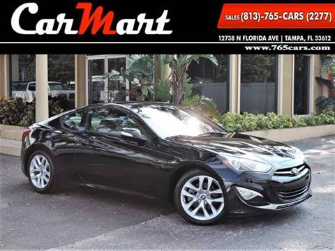 2013 Hyundai Genesis Coupe for sale in Tampa, FL