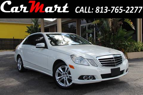 2010 Mercedes-Benz E-Class for sale in Tampa, FL