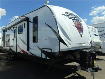 2017 Cruiser RV Stryker ST2912 for sale at Baydo's RV Center in Fife WA