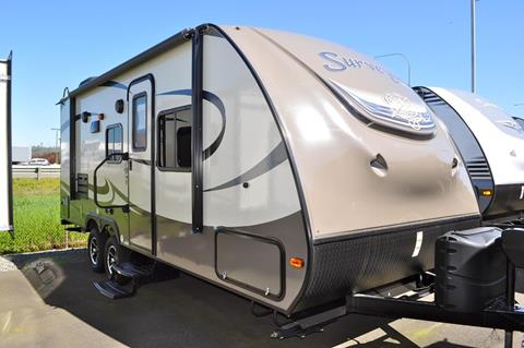 2017 Forest River Surveyor 201RBS for sale at Baydo's RV Center in Fife WA