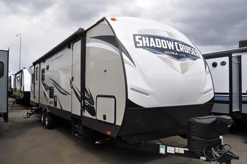 2018 Cruiser RV Shadow Cruiser 289RBS for sale at Baydo's RV Center in Fife WA