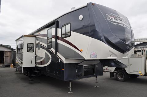 2011 Heartland Road Warrior 405